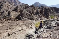 wadi gorge